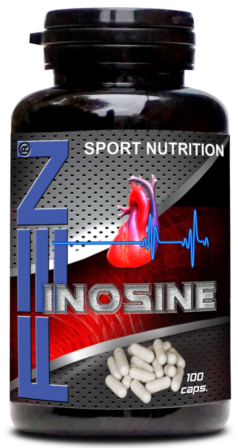 FEN Inosine + geležis 100 kaps