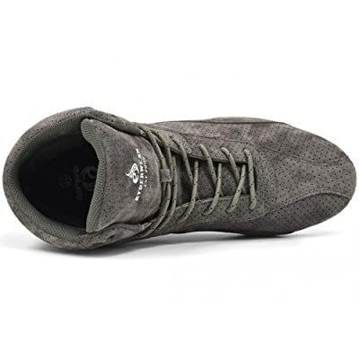 Ryderwear Raptors D-Maks Gym Shoes RAW Grey