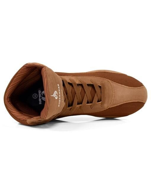 Ryderwear D-Mak Raptor Lifting Shoes Brown