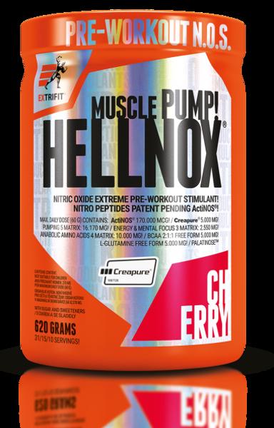 Extrifit Hellnox 620 g.