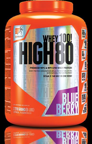 Extrifit High 80 1000 g.