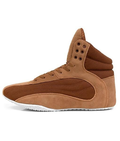 Ryderwear D-Mak Raptor Lifting Shoes Brown